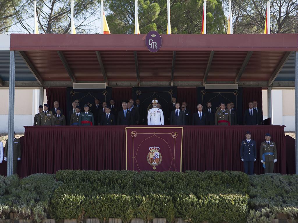 Acto del 2º centenatio de la Diputación Permanente y Consejo de la Grandeza de España