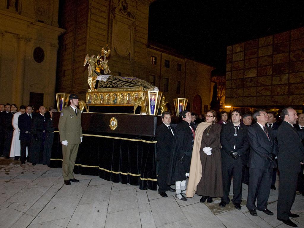 Bicentenario del Cristo de la Cama 14-02-2009 3