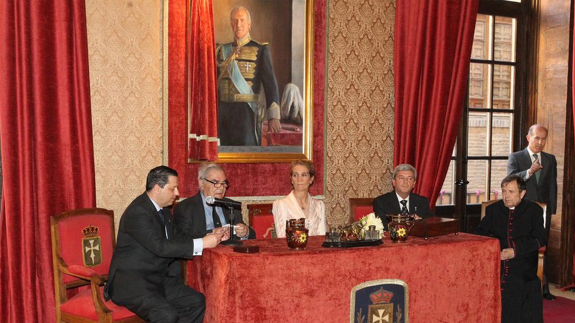 RMCZ Visita Infanta Elena 2014 08