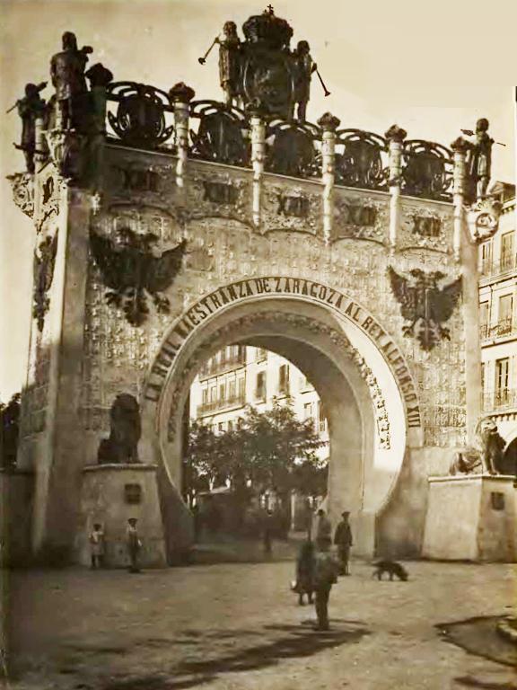 RMCZv arco de 1908