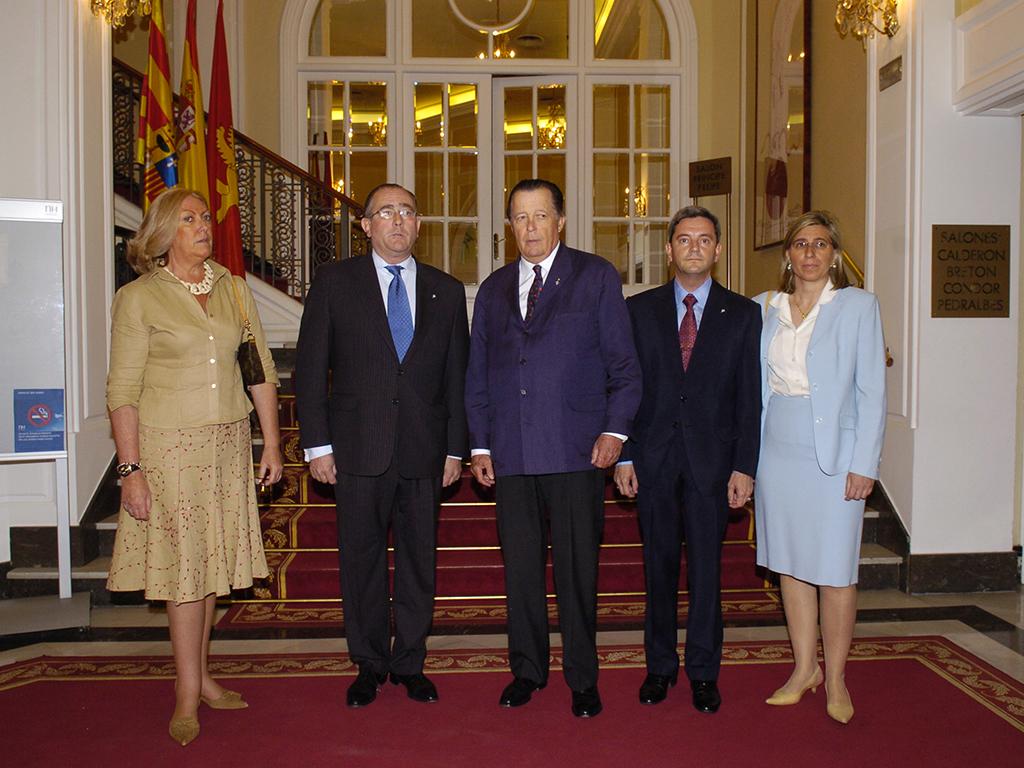 XV Reunion quinquela Zgz Junio 2006 4