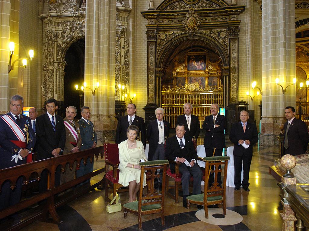 XV Reunion quinquela Zgz Junio 2006 JURA 4