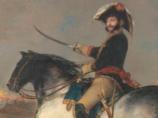 Palafox por Fracisco de Goya