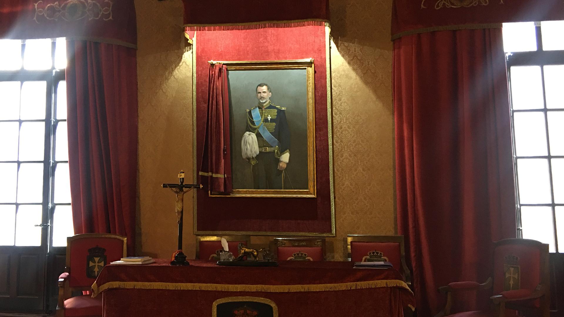 RMCZ sala de juntas generales