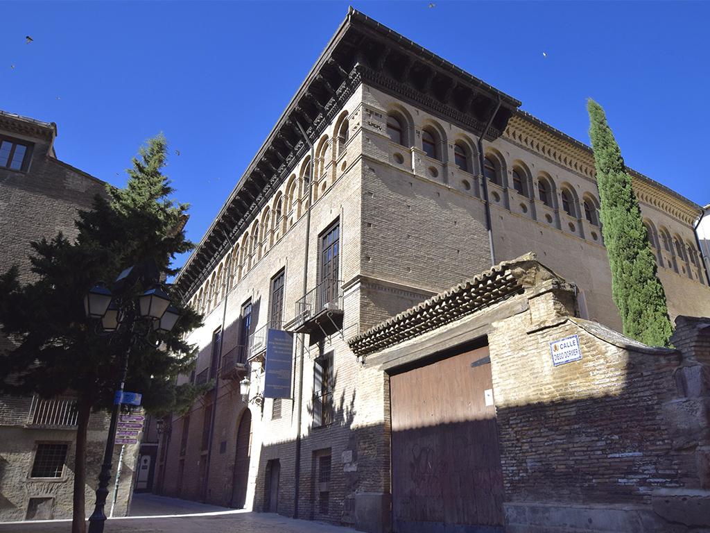 Palacio de DonLope-Exterior