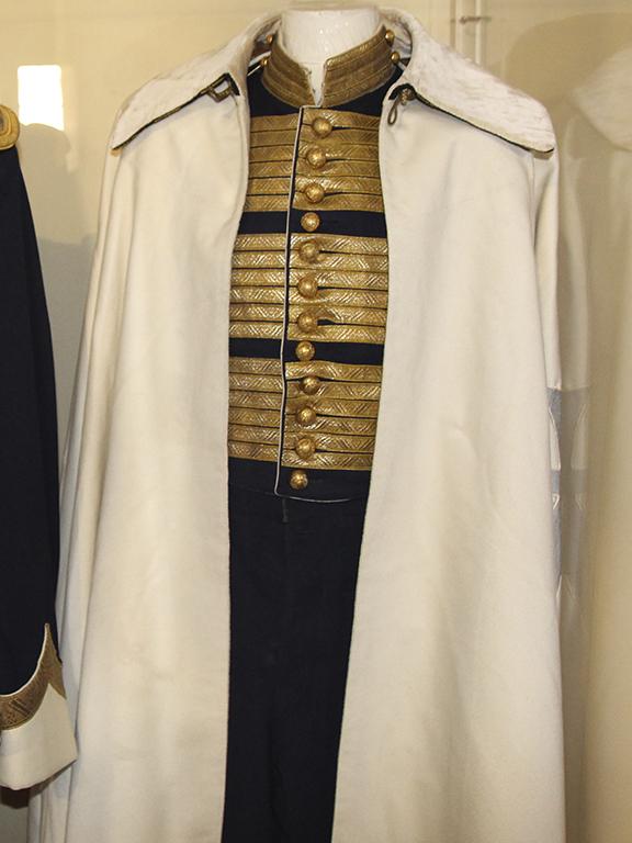Capa uniforma RMCZ