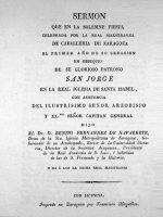1819 Sermon