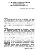 1991 Revista Cronica Nova Articulo de Inmaculada Arias