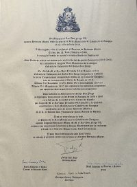 Acta de la Visita de Felipe VI web