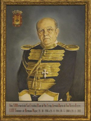 Bernardo de San Cristóbal y Ram de Viu, Barón de San Vicente Ferrer