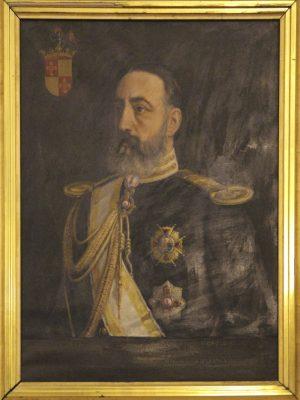 D. Enrique Sánchez-Muñoz y Bassiero, Barón de la Linde