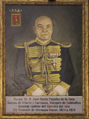 José María Pujadas de la Sota, Marqués de Valdeolivo