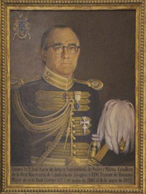 José María de Arias y Sancristóval