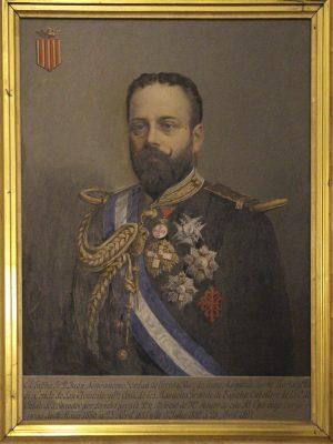 D. Juan Jordán de Urríes y Ruiz de Arana, Marqués de Ayerbe