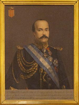 Juan Jordán de Urries y Salcedo, Marqués de Ayerbe