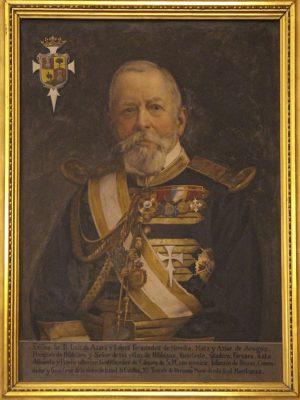 Luis Gonzaga de Azara y López-Fernández de Heredia, después Marqués de Nibbiano