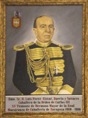 Luis Pérez Cistué