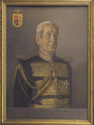 Luis del Campo y Ardid, Marqués de Tosos