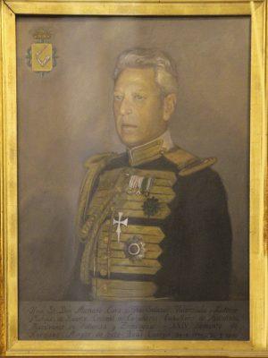 Mariano Caro y Frias-Salazar, Marqués de Huarte