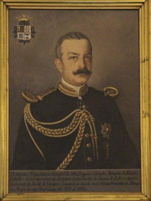 D. Mariano Frias-Salazar y Español de Niño