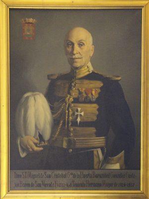 Miguel de San Cristóbal y García de la Huerta, Barón de San Vicente Ferrer