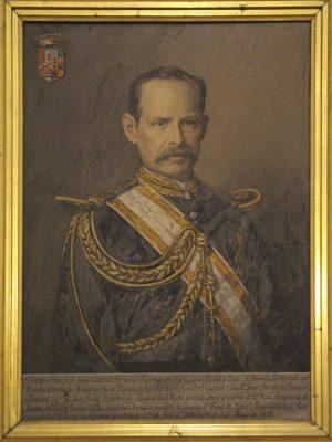 Angel Valero y Algora, Conde de Montenegrón